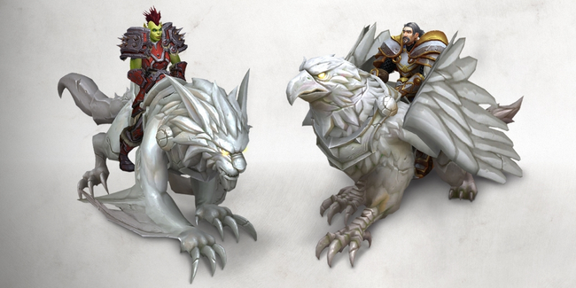 Afholte Warcraft Mounts: A field guide to mounts in the World of Warcraft. QB-35