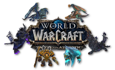 Warcraft Mounts: Patch 8 1 Part 2 Mounts By Source