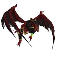 Red Felbat