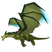 Green Stormdrake