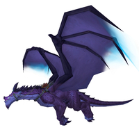 Purple Stormdrake