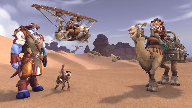 Singler World Warcraft dating