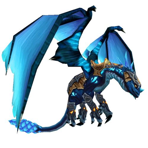 Warcraft Mounts: Azure Drake