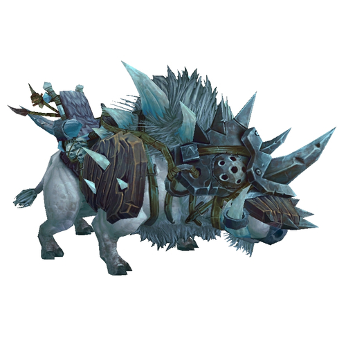 Armored Frostboar