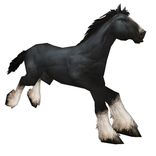 Swift Mountain Horse