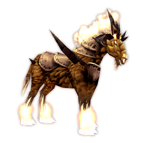 Bronze Dreadsteed