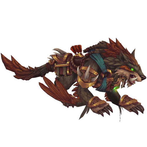 how to show mounts in wow