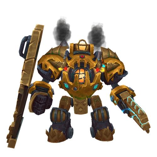 Warcraft Mounts: G M O D