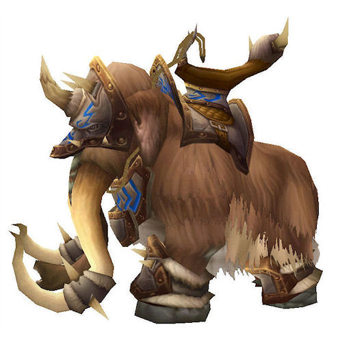 Wooly Mammoth [Alliance]
