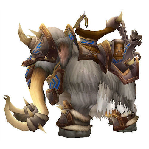 Grand Ice Mammoth - Alliance