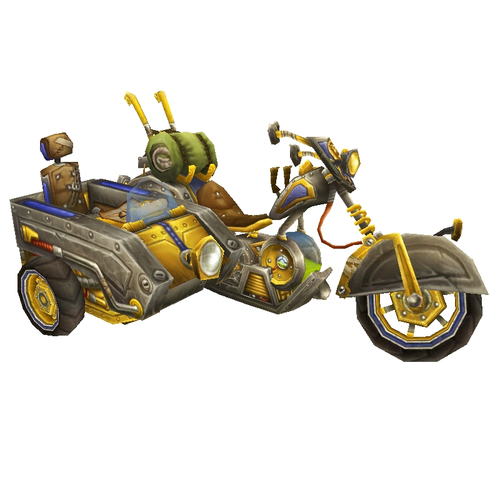 Mekgineer's Chopper