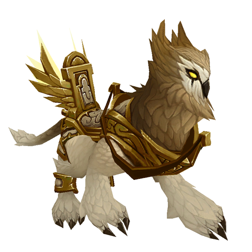 Warcraft Mounts High Priest S Lightsworn Seeker