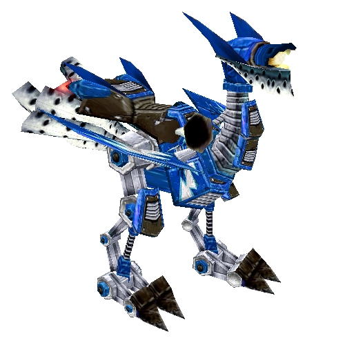 Swift Electric Blue Mechanostrider