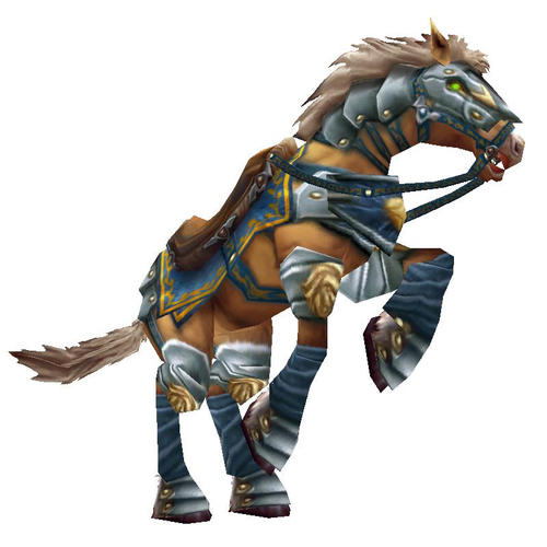 Where is the riding trainer in silvermoon - answers.com