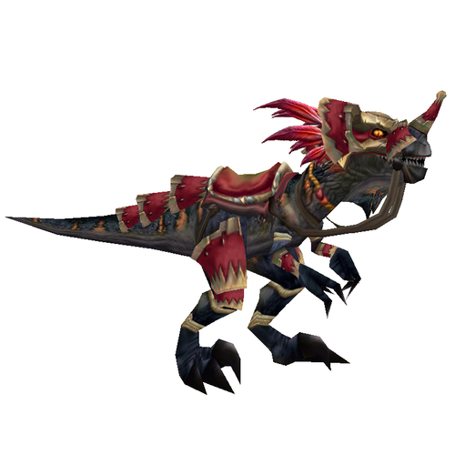 Black War Raptor