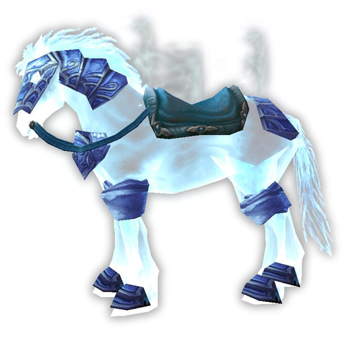 Spectral Steed