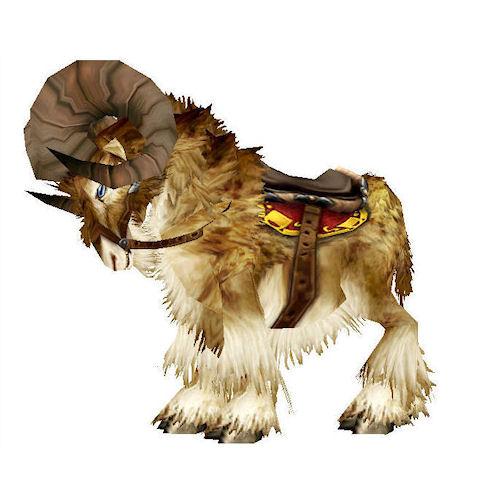 Warcraft Mounts Brewfest Ram