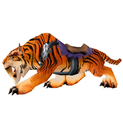 Reins of the bengal tiger
