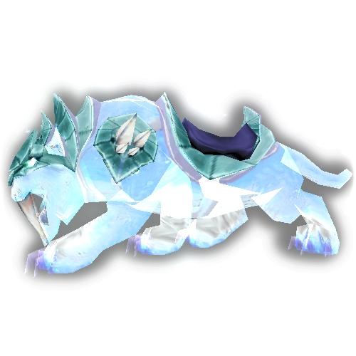 Warcraft Mounts: Spectral Tiger