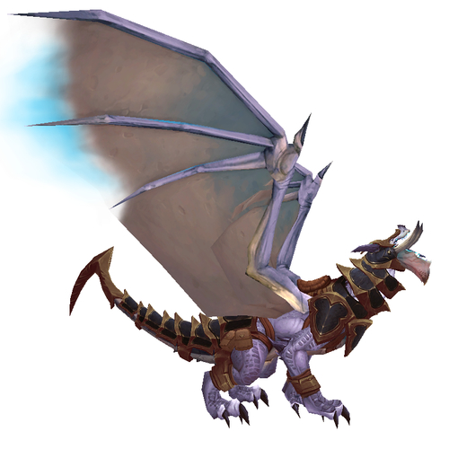 Fierce Gladiator's Storm Dragon