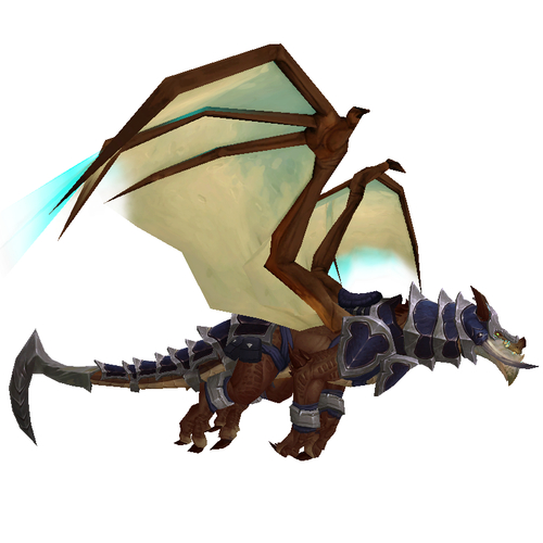 Dominant Gladiator's Storm Dragon