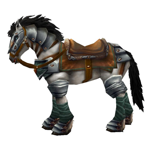 White War Steed