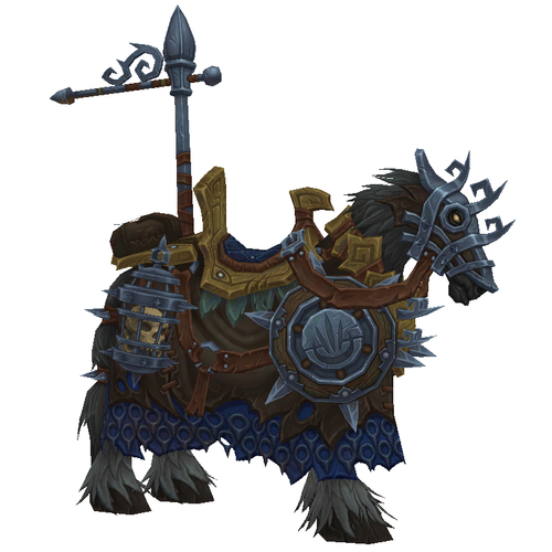 Crafted Mounts