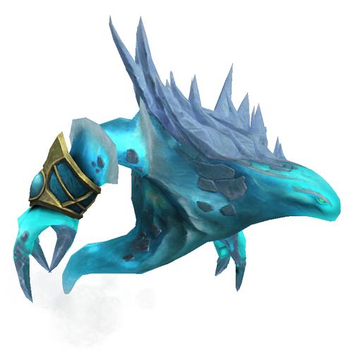 Warcraft Mounts: Glacial Tidestorm