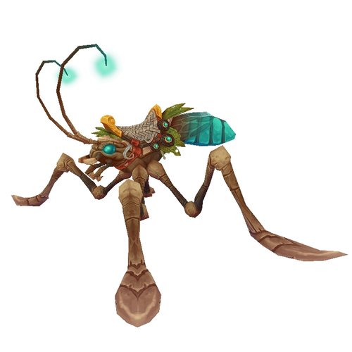 Jade Water Strider