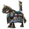 how to get vicious skeletal warhorse