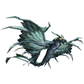 Black Dragonhawk Mount