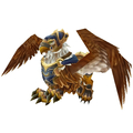 Swift Blue Gryphon