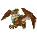 Swift Green Gryphon