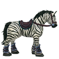 Zebra Waycrest Charger