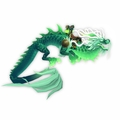 Heavenly Jade Cloud Serpent
