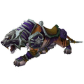 Purple Shado-Pan Riding Tiger