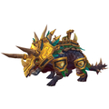 Crusader's Direhorn